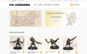 Via Ludibunda - Jouez autrement !